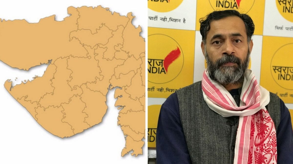 Watch: Yogendra Yadav on Gujarat Elections – Issues and Likely Winners