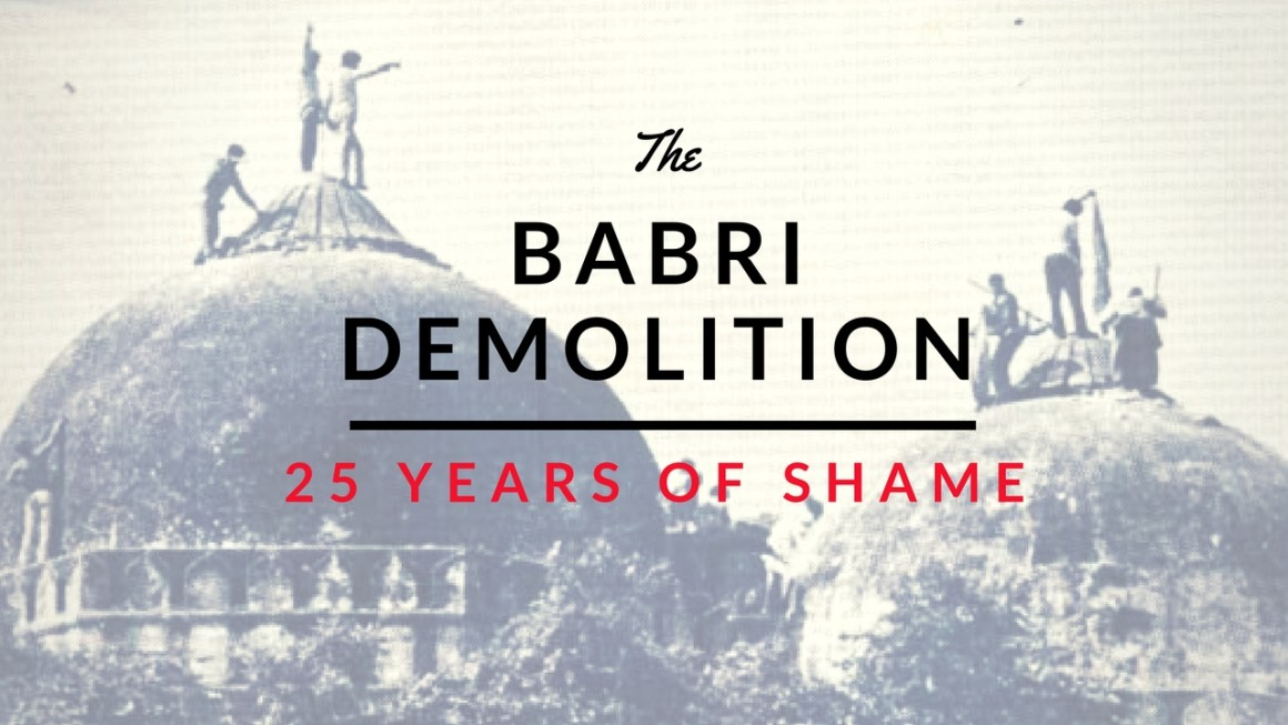 The Babri Demolition