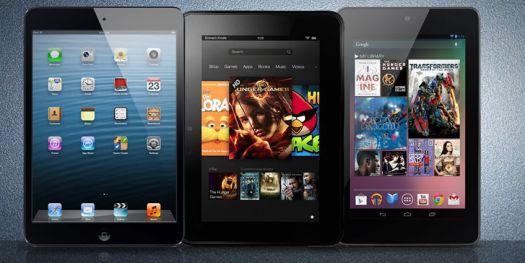 Sold My Kindle Fire, Bought an iPad Mini, Recommend the Nexus 7
