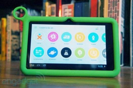 OLPC XO Tablet designed for kids.