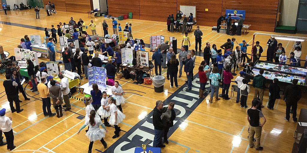 FIRST LEGO League Regional Competition 2016