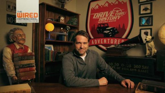 Dave Stotts - Drive Thru History Adventures