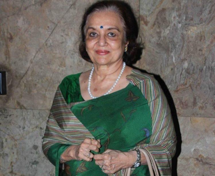 Asha Parekh 1 IANS