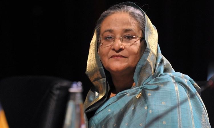 Sheikh Hasina Reuters