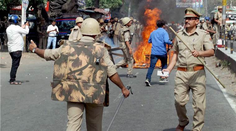 Violence in Saharanpur