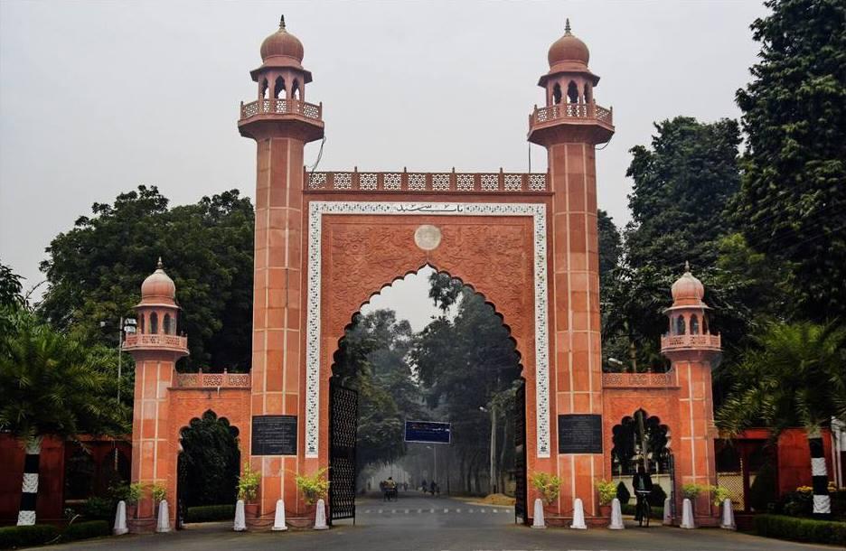 Aligarh Muslim University India Visit Online 1