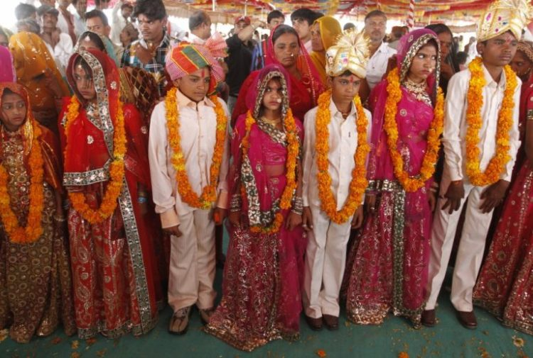 Child Marriages Reuters