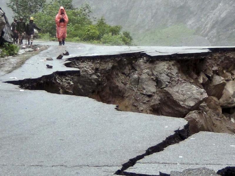 Landslide PTI