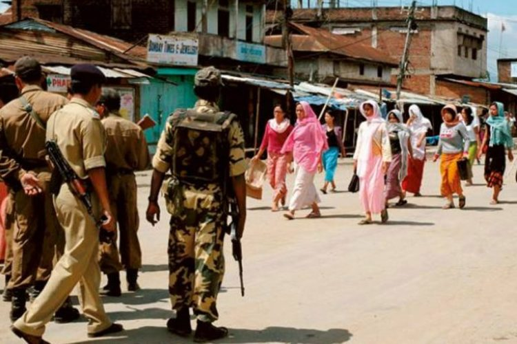 Afspa Indian Army Reuters