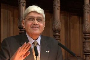 Gopal Krishna Gandhi The University of Edinburgh Youtube