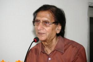 Waseem Barelvi Chandigarh Sahitya Akademi