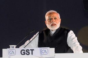 Narendra Modi GST