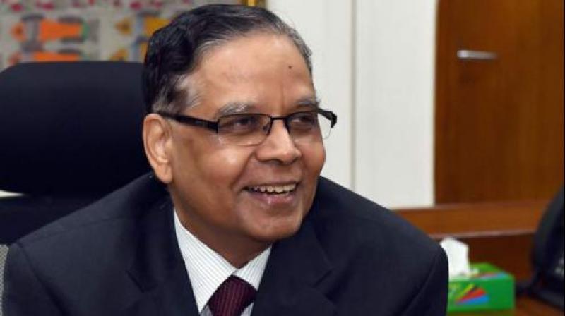 Arvind Panagadhiya PTI
