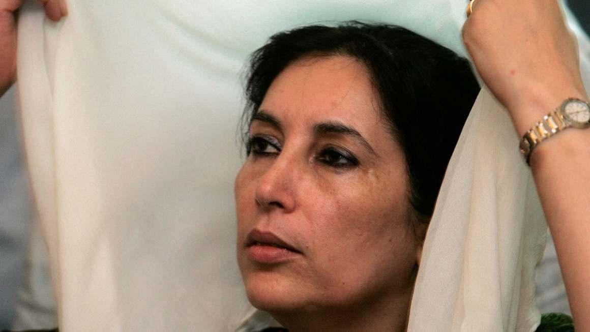 Benazir Bhutto Reuters