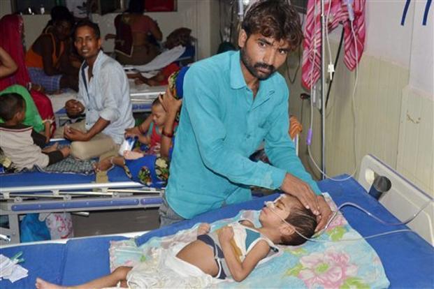 Gorakhpur Encephalitis 1 PTI