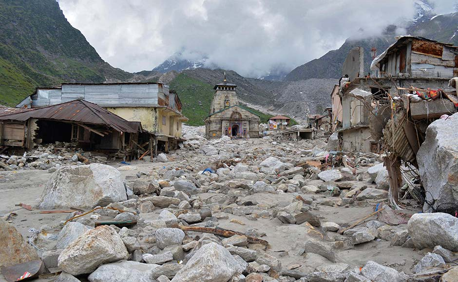 Kedarnath Flood Reuters