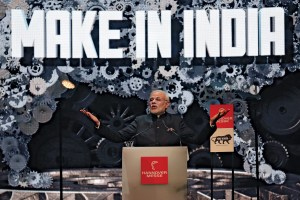 Make in india Modi Reuters