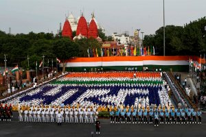 India Republic Day Parade PTI