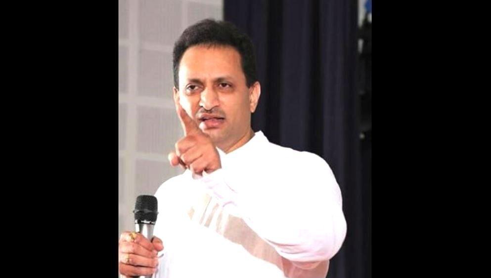 भाजपा सांसद अनंत कुमार हेगड़े. (फोटो साभार/फेसबुक)