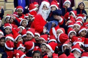 Christmas At School PTI