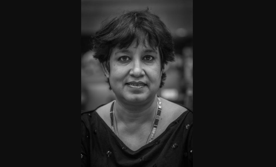 लेखिका तस्लीमा नसरीन. (फोटो साभार: विकिमीडिया कॉमंस)