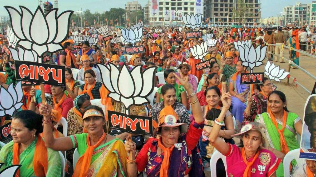 गुजरात में कसाइयों और शराब तस्करों ने भाजपा को वोट नहीं दिया: मंत्री
