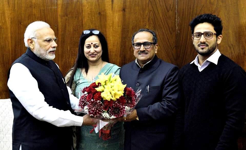 Nirmal Singh Mamta Singh Modi FB