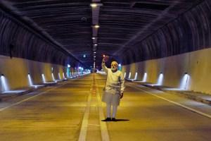 Narendra Modi Chenani-Nashri Tunnel PTI