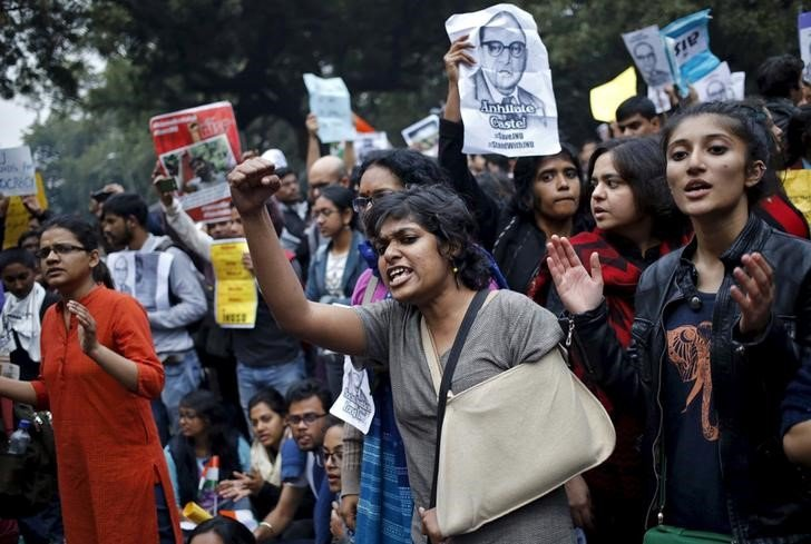 Student Protest Reuters 2