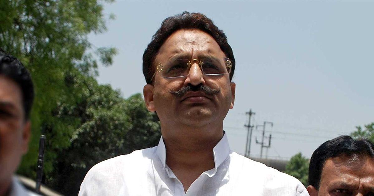 मुन्ना बजरंगी की हत्या के बाद मुख्तार अंसारी की सुरक्षा को लेकर परिजन चिंतित