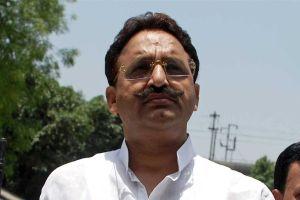 उत्तर प्रदेश के मऊ से बसपा विधायक मुख़्तार अंसारी. (फोटो साभार: www.thebhojpuri.com)