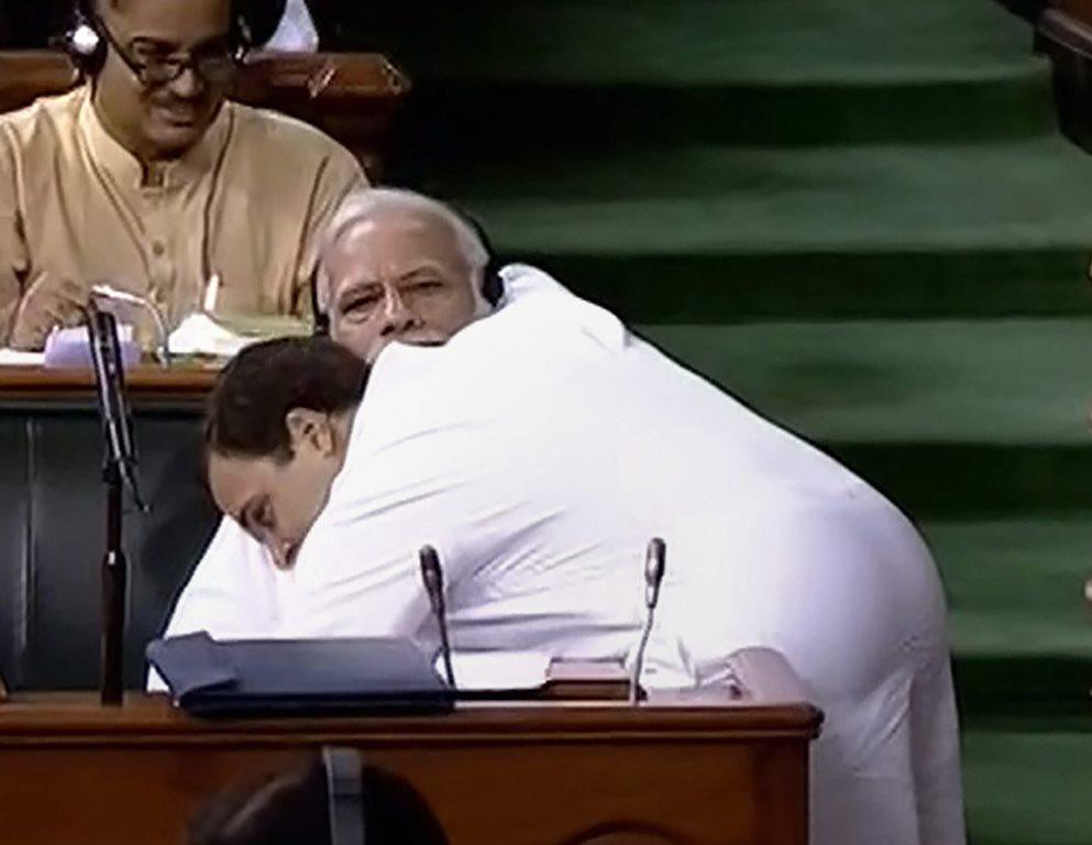 राहुल गांधी के गले लगाने के बाद मोदी को अपना मेडिकल टेस्ट कराना चाहिए: सुब्रमण्यम स्वामी