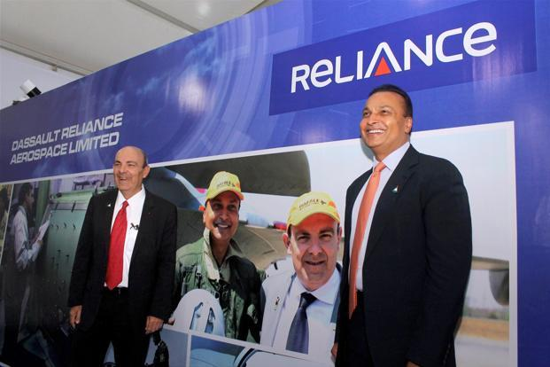 reliance Ambai Dssault PTI