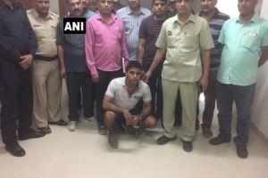 Rewari gangrape main accused ANI
