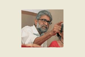 सामाजिक कार्यकर्ता गौतम नवलखा. (फोटो: पीटीआई)