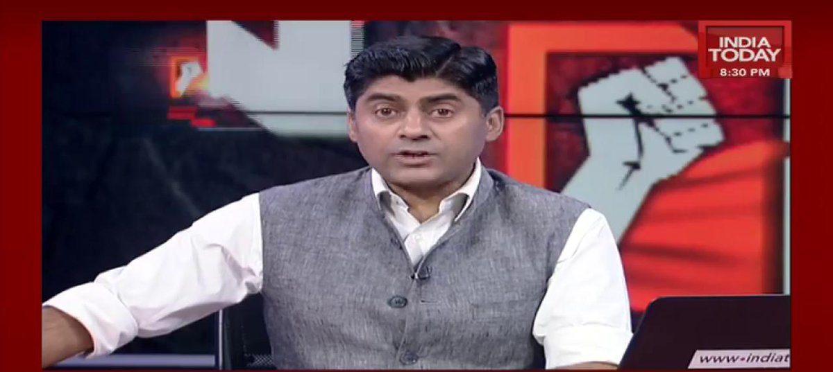 इंडिया टुडे के कार्यकारी संपादक गौरव सावंत पर यौन उत्पीड़न का आरोप