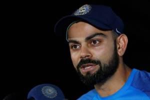 भारतीय बल्लेबाज़ विराट कोहली. (फोटो: रॉयटर्स)
