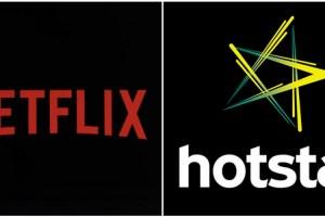 Netflix Hotstar