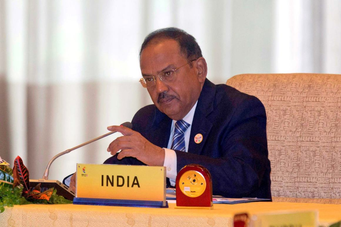 Ajit Doval Reuters