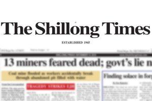 Shillong Times epaper