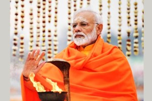 Narendra Modi Ganga Kumbh Insta Featured