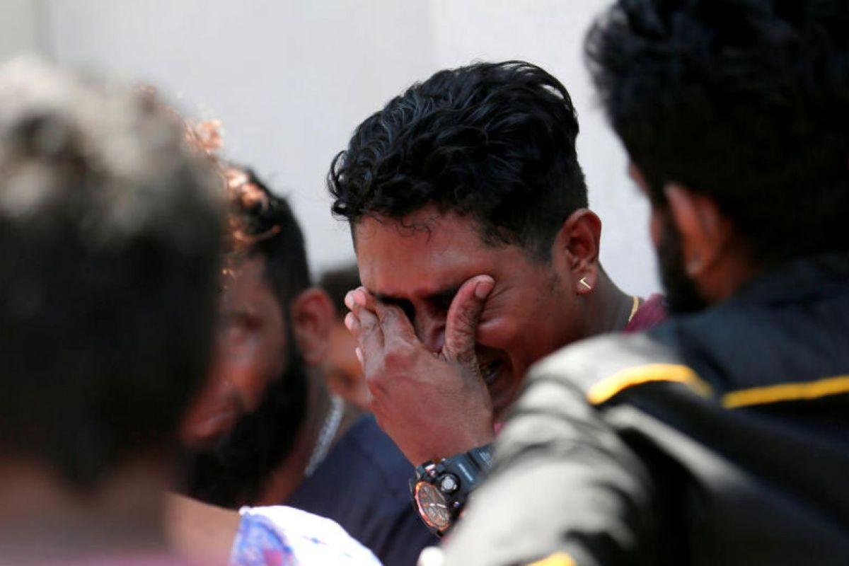 श्रीलंका में हुए आठ बम धमाकों में तकरीबन 290 लोगों की मौत