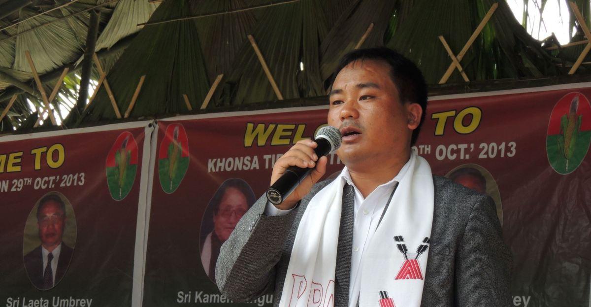 अरुणाचल प्रदेशः विधायक तिरोंग अबो और उनके बेटे सहित 11 लोगों की गोली मारकर हत्या