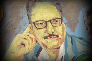 Shujaat Bukhari Photo The Wire