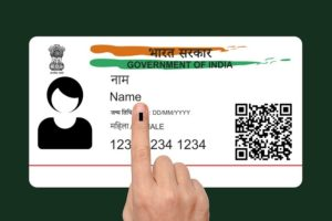 Aadhaar-1200x560 Illustration by The Wire