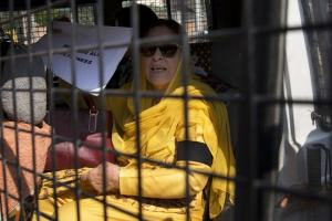 Farooq-Abdullah-Sister Detained PTI Photo