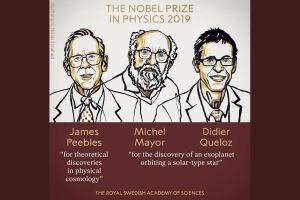 Nobel Prize 2019 physics