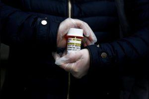 हाइड्रॉक्सीक्लोरोक्वीन दवा. (फोटो: रॉयटर्स)