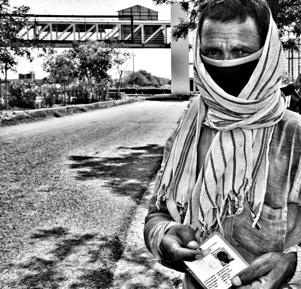 Lockdown Migrant Worker Photoo By Shome Basu (6)