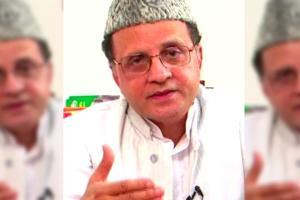 ज़कात फाउंडेशन ऑफ इंडिया के संस्थापक और प्रमुख सैयद ज़फर महमूद. (फोटो: द वायर)